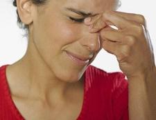 Гострий і хронічний синусит: симптоми