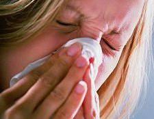 Гострий риніт: лікування, причини, симптоми, профілактика
