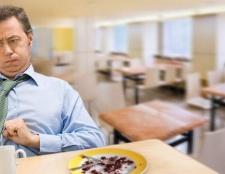 Відрижка після їжі: причини неприємного явища