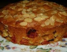 Пиріг з курагою: рецепт