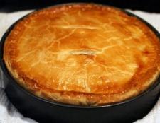 Пиріг сирний: рецепти. Пиріг сирний з лаваша