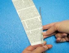 Плетіння з паперу для майстрів і початківців. Плетіння кошиків з паперу
