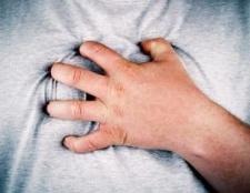 З яких причин буває печіння в грудній клітці
