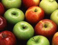 Корисні поради, як заморозити яблука на зиму