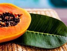 Корисні властивості папайї: огляд