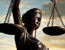 Поняття, цілі і принципи юридичної відповідальності