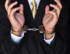 Поняття і підстава кримінальної відповідальності