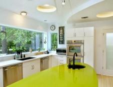 Стеля з гіпсокартону на кухні: дизайн і варіанти оформлення