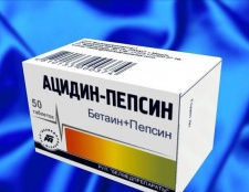 """Препарат """"ацидин-пепсин"""": склад, властивості і показання до застосування"""