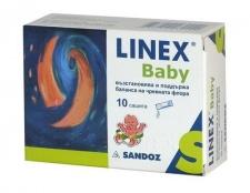 """Препарат """"лінекс"""": інструкція із застосування"""