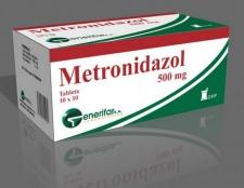 Препарат «метронідазол» (таблетки): інструкція із застосування