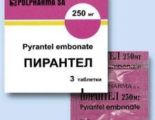 """Препарат """"пирантел"""": відгуки фахівців і пацієнтів, показання до застосування та інструкція"""