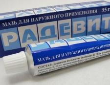 Препарат «радевіт»: інструкція із застосування