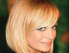 Зачіска на бік на середні і довгі волосся (фото)