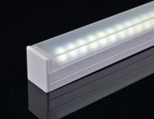 Профілі для світлодіодних стрічок: види і установка