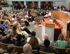 Публічні слухання: організація, порядок проведення, результати