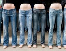 Розміри джинсів. Розмір джинсів чоловічих і жіночих: таблиця