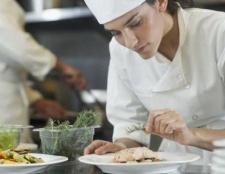 Рекомендації до того, як повинні бути складені посадові інструкції кухаря. Зразок посадової інструкції