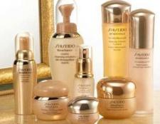 «Шісейдо» (shiseido): відгуки про косметику