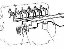 Система харчування дизельного двигуна: пристрій