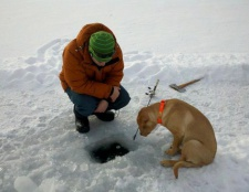 Снасті для зимової риболовлі. Різноманіття варіантів
