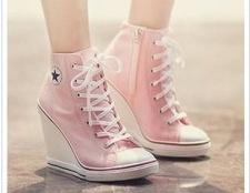 """""""Снікерс"""" - ось як називаються кросівки на платформі!"""