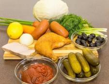 Солянка з капусти в мультиварці і інші цікаві рецепти страви