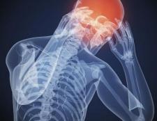 Струс мозку: симптоми і причини