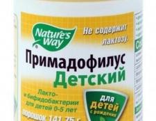 Засіб «примадофилус»: інструкція із застосування