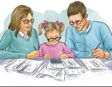 Стандартні податкові відрахування на дітей. Як вирахувати податкові відрахування на дітей?