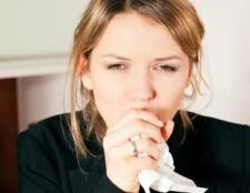Сухий кашель: причини, види, лікування