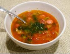 """Суп """"солянка збірна"""": класичний рецепт приготування"""
