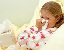 Температура, кашель, нежить у дітей: лікування. Інгалятор для дітей від кашлю і нежиті