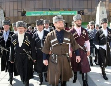 Традиційні чеченські імена. Чоловічі чеченські імена