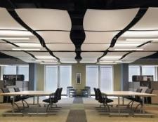 Універсальне рішення для ремонту: плюси і мінуси натяжних стель