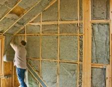Утеплення даху зсередини - важливий етап будівництва