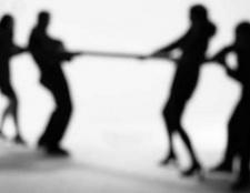 Види і типи конфліктів