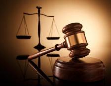 Види юридичної відповідальності та міри покарання