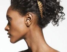 Завжди актуальні зачіски в грецькому стилі