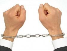 Затримання підозрюваного у вчиненні злочину: порядок. Підстави для затримання підозрюваного