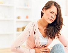 Застій жовчі в жовчному міхурі: симптоми і лікування