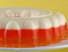 "Желейний торт. Торт желейний ""бите скло"": рецепт"